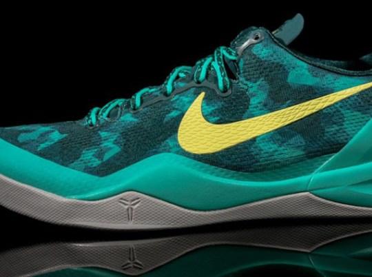Nike Kobe 8 – Green – Yellow
