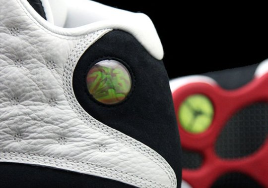 """He Got Game"" Air Jordan XIII"