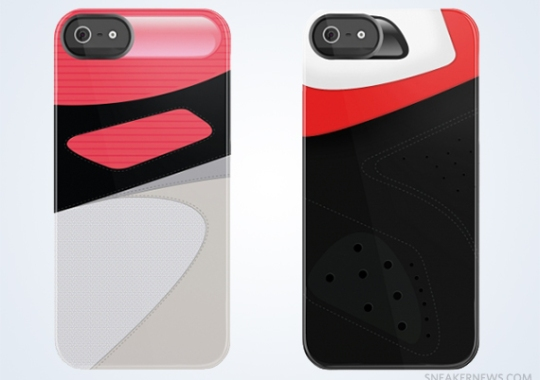 SneakerSt. x Uncommon Sneaker Inspired iPhone Cases