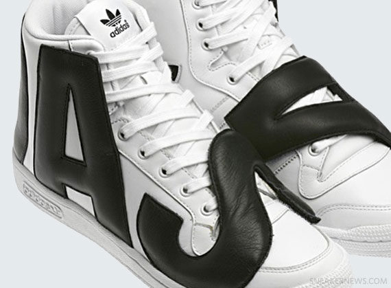 Jeremy Scott x adidas Originals JS Letters