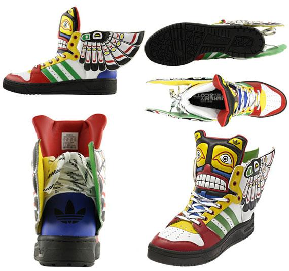 Jeremy Scott For Adidas Shop