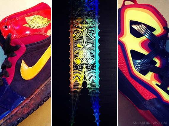 """new product 8515a 52f4f Jordan Brand """"Year of the Snake"""" Pack"""