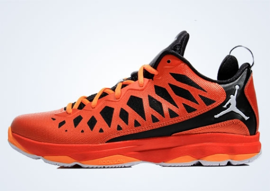 "Jordan CP3.VI ""Total Orange"""