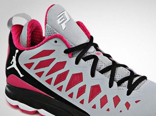 Jordan CP3.VI – Wolf Grey – Vivid Pink – Black – White