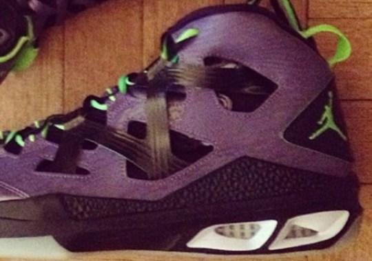 Jordan Melo M9 – Canyon Purple – Electric Green – Black