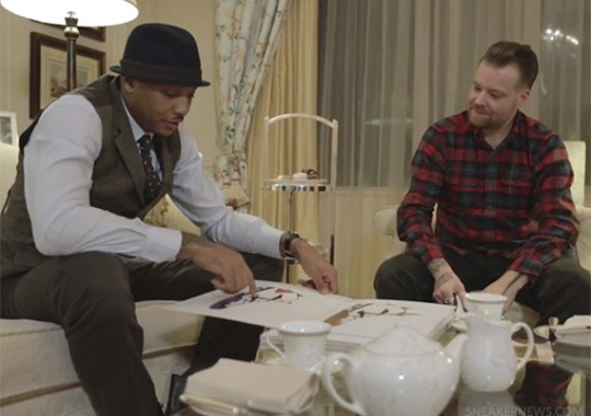 "Dave White x Carmelo Anthony x Jordan Melo M9 – ""Tea for Two"" Video"