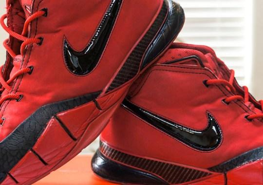 "af9a82154cc0 Nike Air Zoom Kobe 1 ""Westchester Comets"" PE"