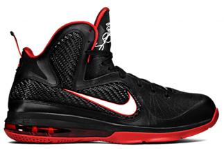 Nike LeBron 9 - SneakerNews.com