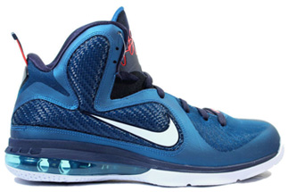 cheaper bd73e b6649 Nike LeBron 9 - SneakerNews.com