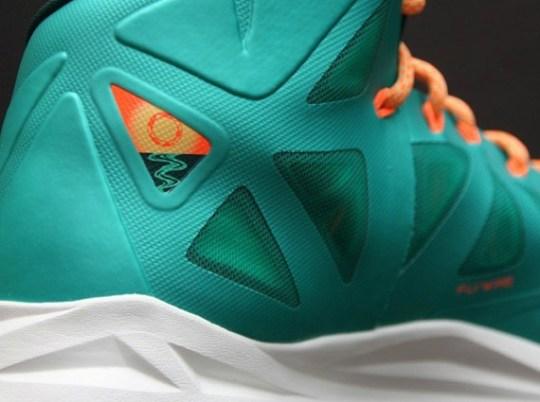 "Nike LeBron X ""Setting"" – Release Date"
