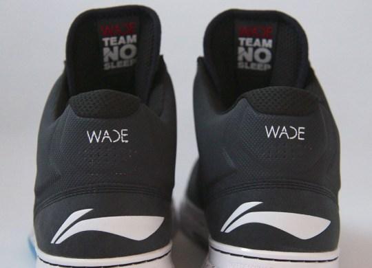 """Li-Ning Way of Wade """"Team No Sleep"""" PE"""