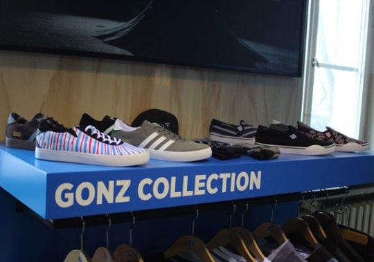 Mark Gonzales x adidas Skateboarding – Fall/Winter 2013 Preview