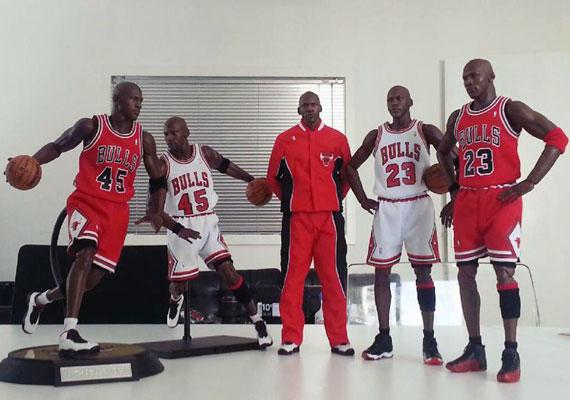 3c84d1435456 Michael Jordan Masterpiece Figures by Enterbay - SneakerNews.com