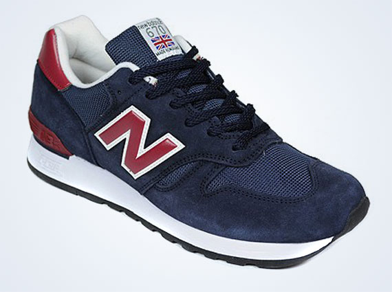 red and navy blue new balance