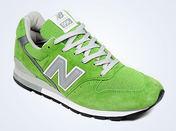 new balance 996 green grey