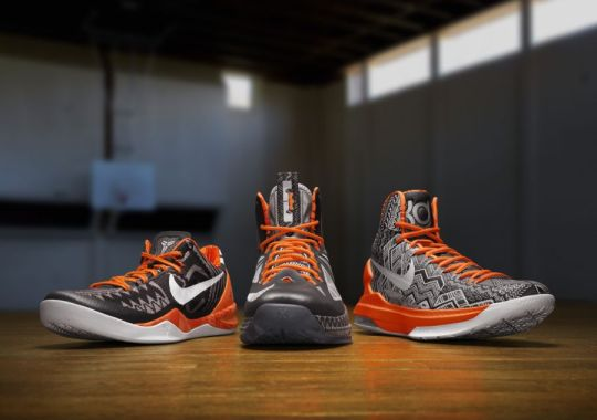"""Nike 2013 """"Black History Month"""" Basketball Collection"""
