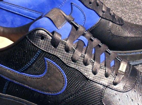 "Nike Air Force 1 Bespoke ""Dress 2 Impress"" by DFoRCE1"