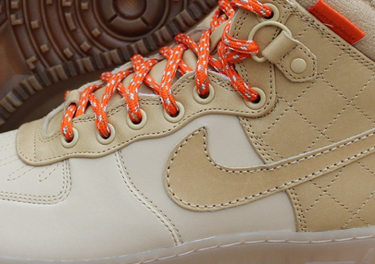 "Nike Air Force 1 Duckboot ""Grain"""