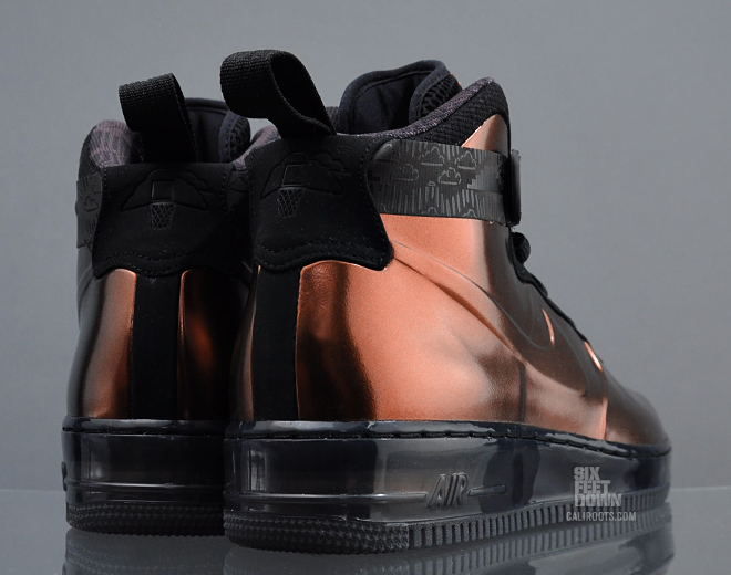 3200e31826c62 Nike Air Force 1 High Foamposite  BHM  Metallic Copper Metallic Copper-Black  586583-800 01 26 13  200. Advertisement. Photos  caliroots