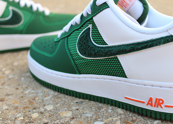"""on sale afb95 75bb5 Nike Air Force 1 Low """"Varsity Swoosh"""" Pack"""