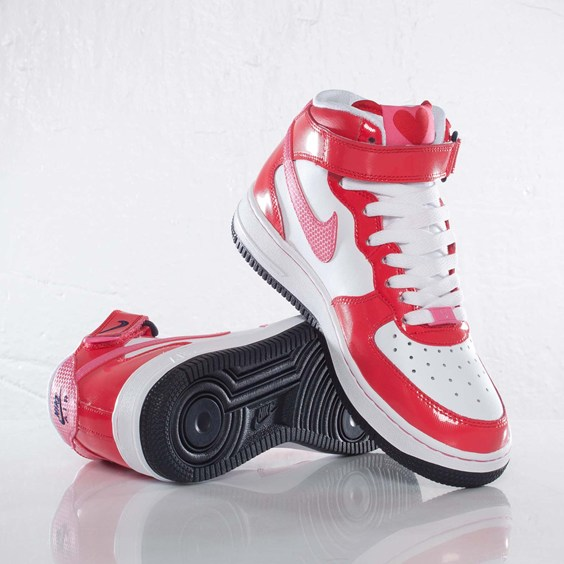3339e7b72baa lovely Nike Air Force 1 Mid GS quotValentine s Dayquot - s132716079 ...
