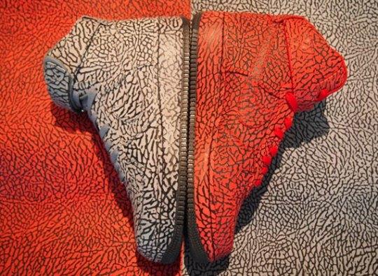 Nike Air Force 1 Premium iD – Tonal Elephant Samples