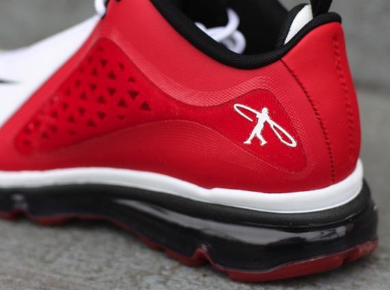 Nike Air Max 2013 White Red Black