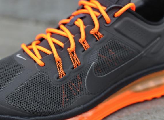Nike Air Max 2013 EXT Anthracite Total Orange