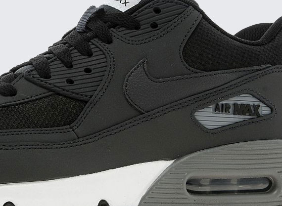 new products 7562d 9e081 Nike Air Max 90 - Black - Charcoal - SneakerNews.com