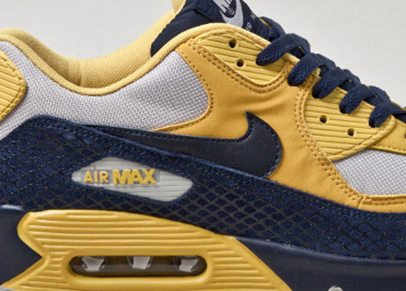 air max 90 amarillas