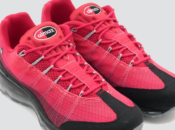 95 Nike Air Max Red