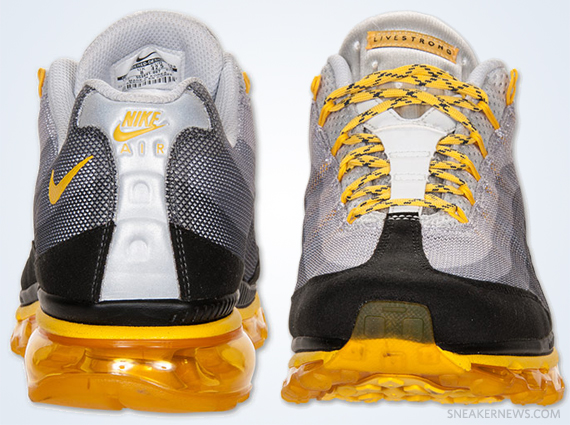 LIVESTRONG x Nike Air Max 95 Dynamic Flywire