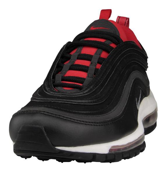 air max 97 red black