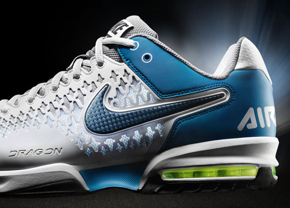 sports shoes 6f3b4 f09cc Nike Air Max Cage – 2 Colorways