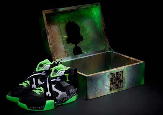 "Nike Air Raid ""ParaNorman"" Auction"