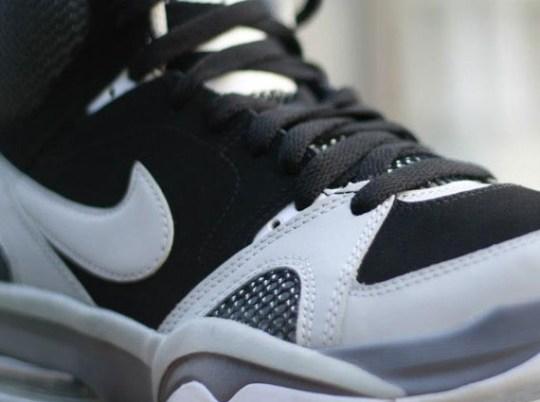 Nike Air Ultra Force 2013 – Grey – Black – White