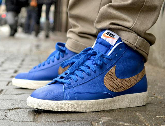 "competitive price c54f5 a94e1 Nike Blazer Mid ""Snake Pack"""