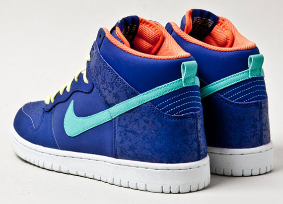 """new product 2ff0f 40f34 Nike Dunk High """"Fruit Crackle"""""""