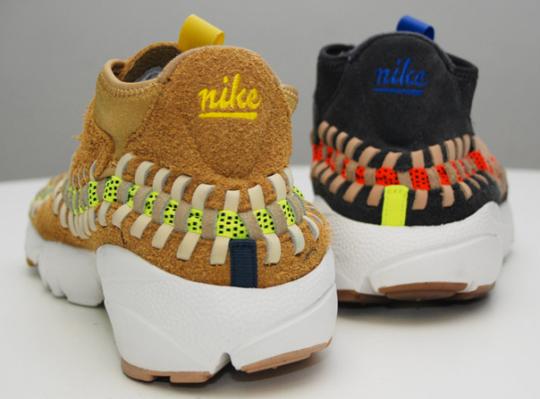 Nike Air Footscape Woven Chukka – February 2013 Colorways