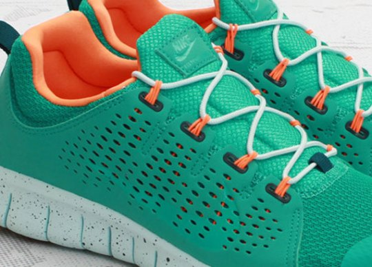 """Nike Free Powerlines II """"Atomic Teal"""" – Available"""