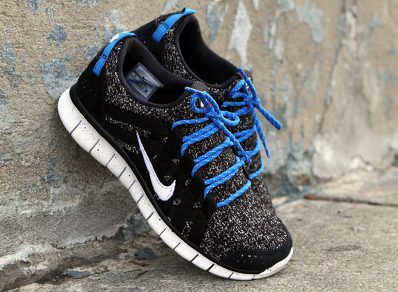 Nike Free Powerlines Nrg Wool Model Aviation