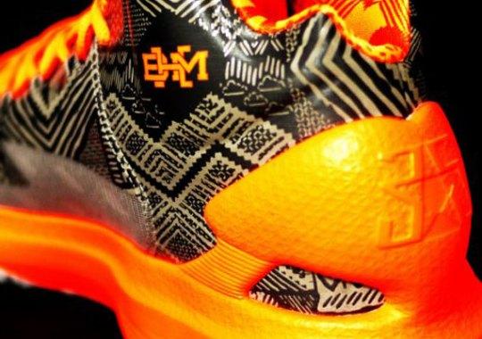 Nike KD V 'Black History Month'