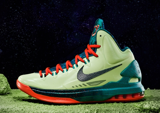 "Nike KD V ""All-Star"" – Release Date"