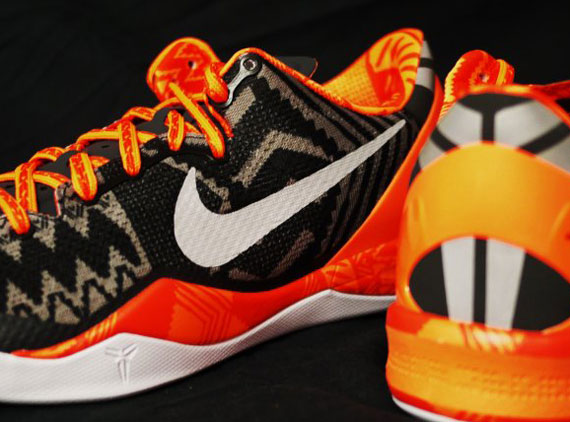 "premium selection 22bcd 54b86 Nike Kobe 8 ""Black History Month"""