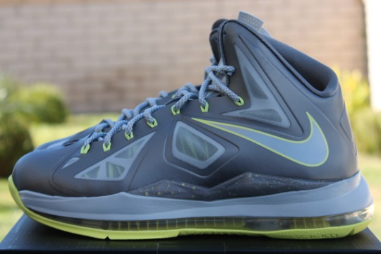 """Nike LeBron X """"Canary"""" – Release Reminder"""