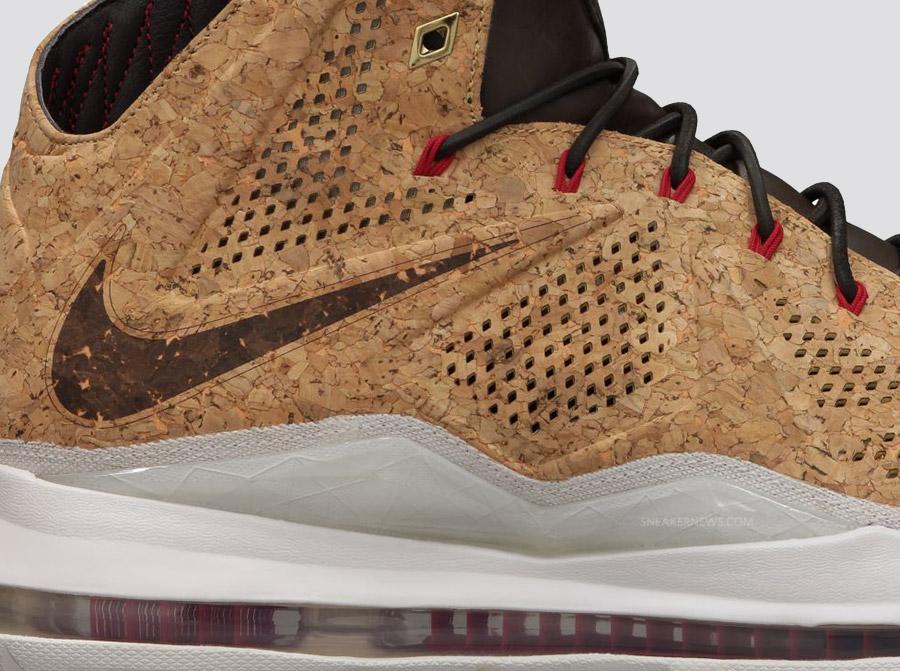new concept 0b54d 0b5e9 Advertisement. The Nike LeBron X ...