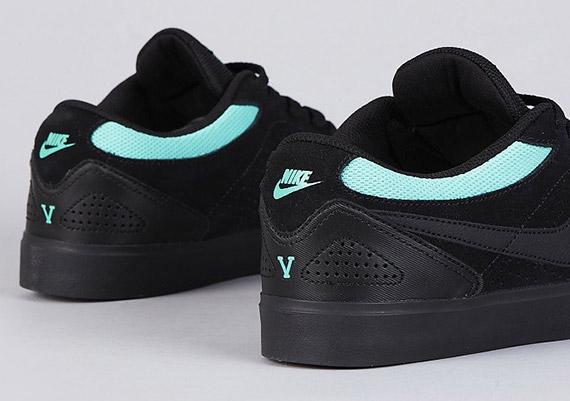 Nike P-Rod 5 LR - Black - Crystal Mint - SneakerNews.com 32513ca24