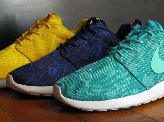 Roshe Run Floral - Nike Basketbtous Nike Tous Nike Penny Hardaway For Femmes Nike Tous Code Promo