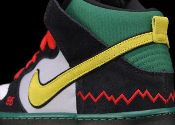 "best website 8adc1 8b9ec Nike SB Dunk High ""McRad"" – Available"