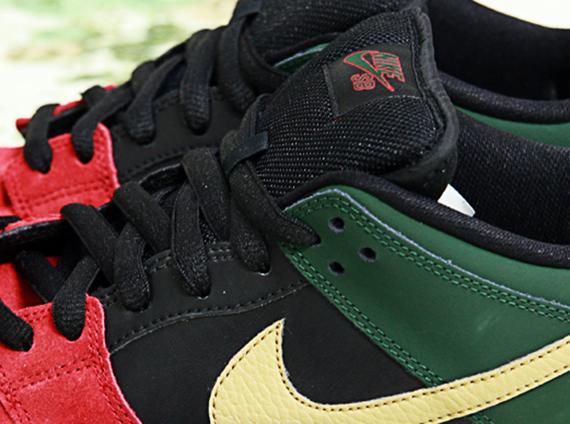 Nike SB Dunk Low quot BHMquot